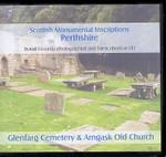 Scottish Monumental Inscriptions Perthshire: Glenfarg Cemetery and Arngask Old Church