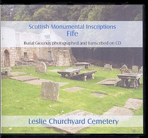 Scottish Monumental Inscriptions Fifeshire: Leslie Churchyard Cemetery