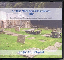 Scottish Monumental Inscriptions Fifeshire: Logie Churchyard