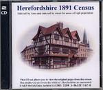 Herefordshire 1891 Census
