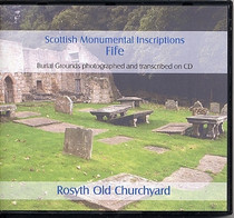 Scottish Monumental Inscriptions Fifeshire: Rosyth Old Churchyard
