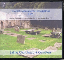 Scottish Monumental Inscriptions Fifeshire: Saline Churchyard and Cemetery