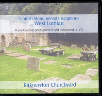 Scottish Monumental Inscriptions West Lothian: Kirknewton Churchyard