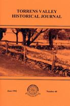 Torrens Valley Historical Journal No. 40 (June 1992)