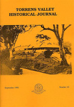 Torrens Valley Historical Journal No. 43 (September 1995)