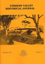 Torrens Valley Historical Journal No. 43 (September 1995)