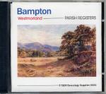 Westmorland Parish Registers: Bampton 1637-1812