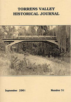 Torrens Valley Historical Journal No. 51 (September 2001)