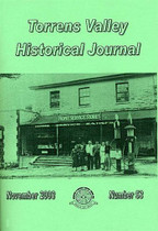 Torrens Valley Historical Journal No. 53 (November 2003)