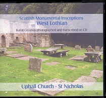 Scottish Monumental Inscriptions West Lothian: Uphall Church, St Nicholas