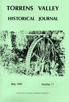 Torrens Valley Historical Journal No. 11