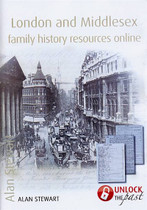 London and Middlesex Family History Resources Online