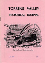 Torrens Valley Historical Journal No. 18