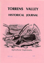 Torrens Valley Historical Journal No. 20