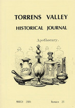 Torrens Valley Historical Journal No. 23