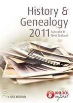 History and Genealogy: Australia and New Zealand
