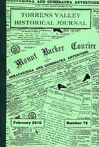 Torrens Valley Historical Journal No. 76 (February 2010)