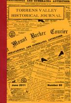 Torrens Valley Historical Journal No. 80 (June 2011)