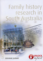Family History Research in South Australia