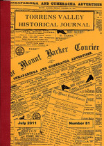 Torrens Valley Historical Journal No. 81 (July 2011)