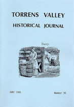 Torrens Valley Historical Journal No. 30
