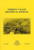 Torrens Valley Historical Journal No. 34