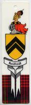 Scottish Families Bookmark: MacLellan