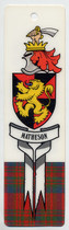 Scottish Families Bookmark: Matheson