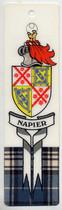 Scottish Families Bookmark: Napier