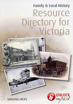 Family and Local History Resource Directory for Victoria