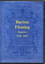 Yorkshire Parish Registers: Burton Fleming 1538-1812
