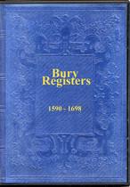 Lancashire Parish Registers: Bury 1590-1698