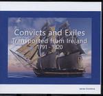 Convicts and Exiles Transported From Ireland 1791-1820 (CD)