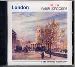 London Parish Registers: Set 4