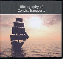 Bibliography of the Convict Transports (CD)
