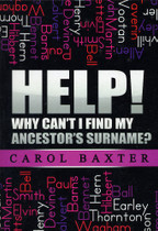 Help! Why Can't I Find My Ancestor's Surname?