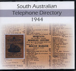 South Australian Telephone Directory 1944