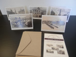 Vintage Views of Australia Cards: Queensland Collection #2 (pack of 5)