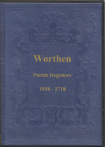 Shropshire Parish Registers: Worthen 1558-1718
