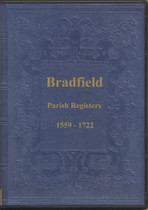 Yorkshire Parish Registers: Bradfield 1559-1722