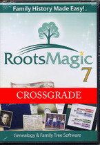 RootsMagic 7 Crossgrade