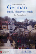 Introduction to German Family History Research for Australians