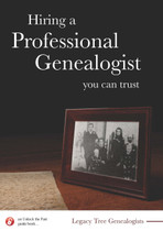Hiring a Professional Genealogist You Can Trust