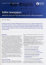 Handy Guide: Online Newspapers, Getting the Most Out of the Gale Primary Sources - Historic Newspapers