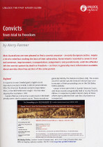 Handy Guide: Convicts: From Trial to Freedom