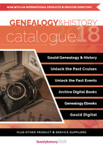Genealogy and History Catalogue 2018