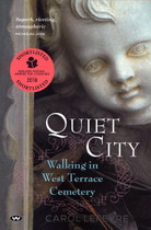 Quiet City: Walking in West Terrace Cemetery