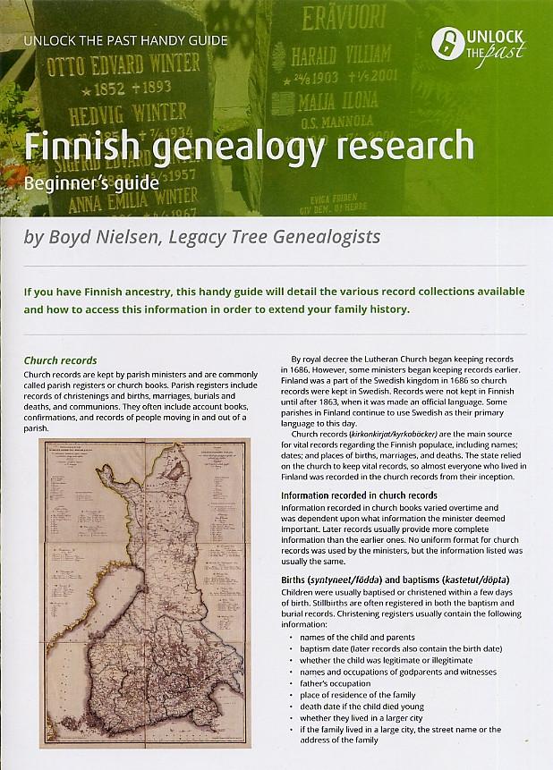 Genealogy Mystery Book!