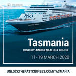 Unlock the Past cruise 2020 Tasmanian conference $595
