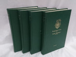 Biographical Index of South Australians 1836-1885 (4 Vol Set)